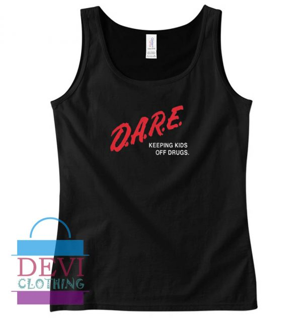 Alexis Ohanian Dare Tank Top For Women and Men