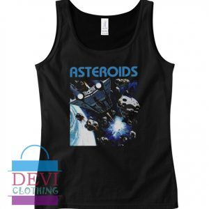 Atari Asteroids Tank Top For Women and Men