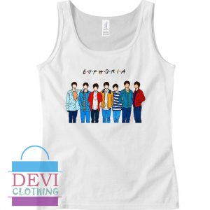 Bangtan BTS Tank Top For Women and Men
