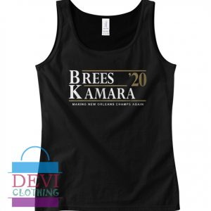 Drew Brees and Alvin Kamara Tank Top For Women and Men