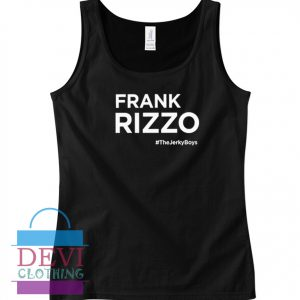 Frank Rizzo Tank Top For Women and Men
