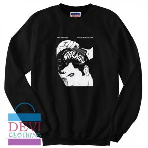 Grease V3 Poster 1978 Sweatshirt For Unisex Adult