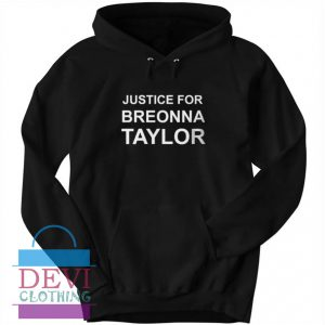 Justice For Breonna Taylor Hoodie Unisex Adult