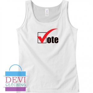 Vote Tank Top For