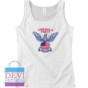 America First Tank Top
