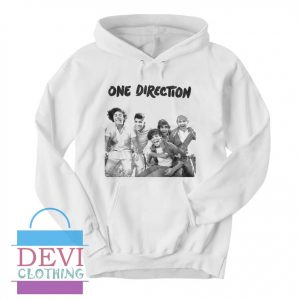 One Direction Band Hoodie