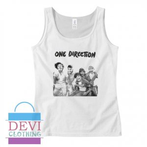 One Direction Band Tank Top