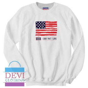 Uso Land That I Love Sweatshirt