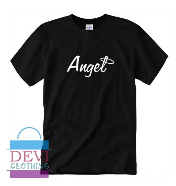 Angel Halo Religious T-Shirt
