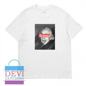 Albert Einstein Supreme Science T-Shirt