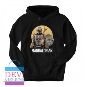 Star Wars The Mandalorian Hoodie