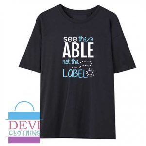 See The Able T-Shirt