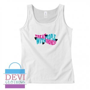 Treat People With Kindess Tank Top