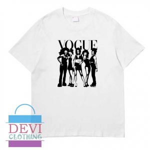 Silhouette The Spice Girl T-Shirt