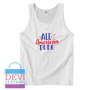 All American Dude Tank Top